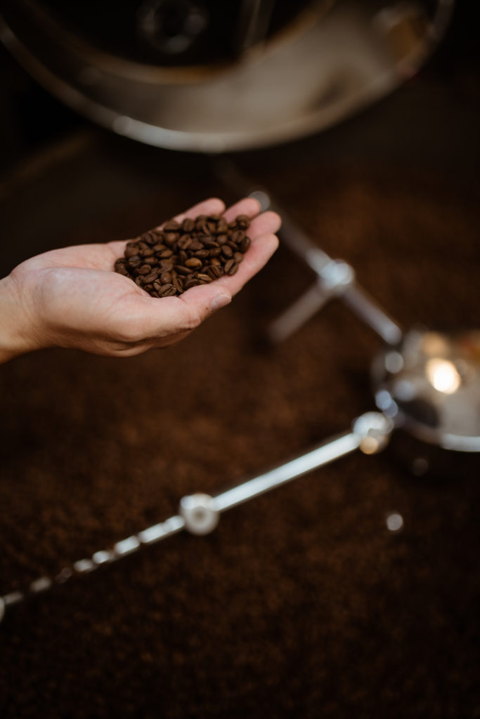 coffee beans grey roasting co