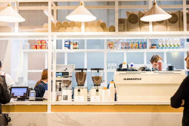 La Marzocco Linea PB Commercial Bay Espresso Workshop