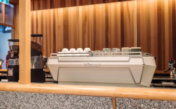 La Marzocco Kb90 at Kokako